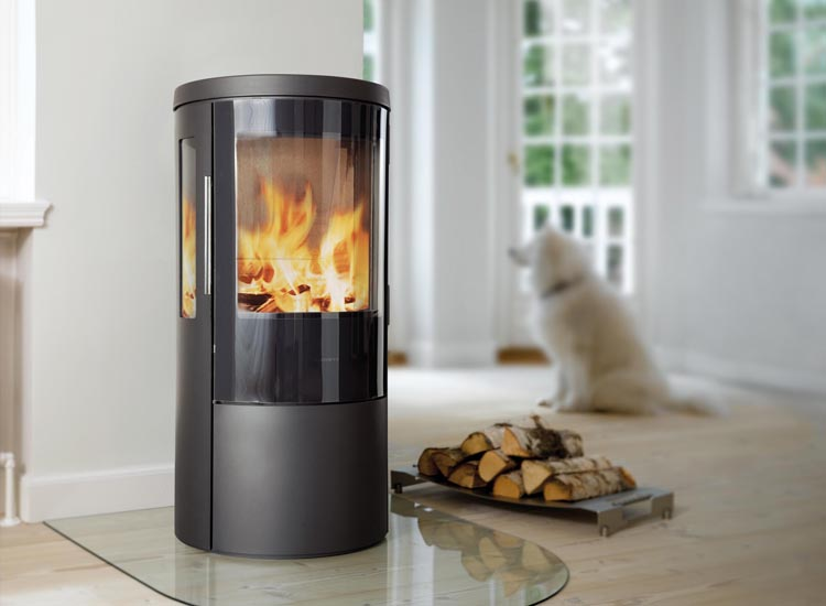chauffage po le bois vente et installation chemin es. Black Bedroom Furniture Sets. Home Design Ideas
