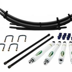 KIT SUSPENSION COMPLET    MEDIUM HOLD 006 BKG