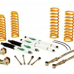 KIT SUSPENSION COMPLET   RENFORCE ELITE NISS 026 BKF