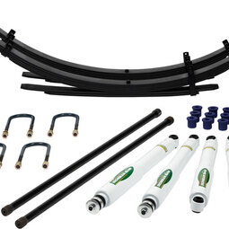 KIT SUSPENSION COMPLET MITS 018 BKG