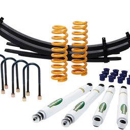 KIT SUSPENSION COMPLET MITS 018 BKG+