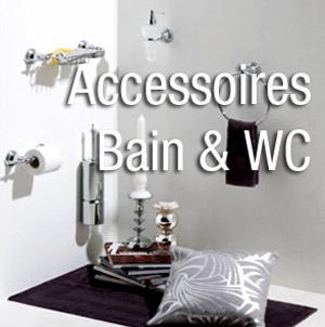 Accessoires Salle De Bain Et WC Luxe