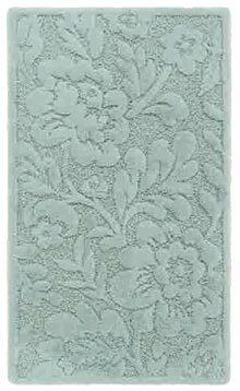 HABIDECOR • Tapis de bain BRIGHTON vert - Accessoires salle de bain ...