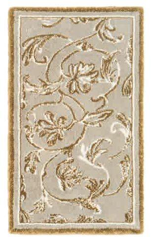habidecor tapis dynasty cr me et lurex or accessoires. Black Bedroom Furniture Sets. Home Design Ideas