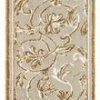 HABIDECOR - Bath mat Dynasty cream and gold