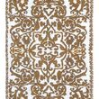 HABIDECOR - Bath mat Perse GOLD