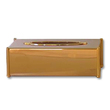 WINDISCH - Gold brass tissue paper box cover