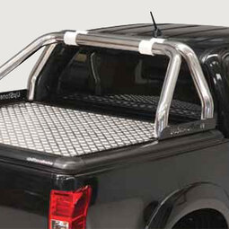 Roll bar Upsone double tube inox