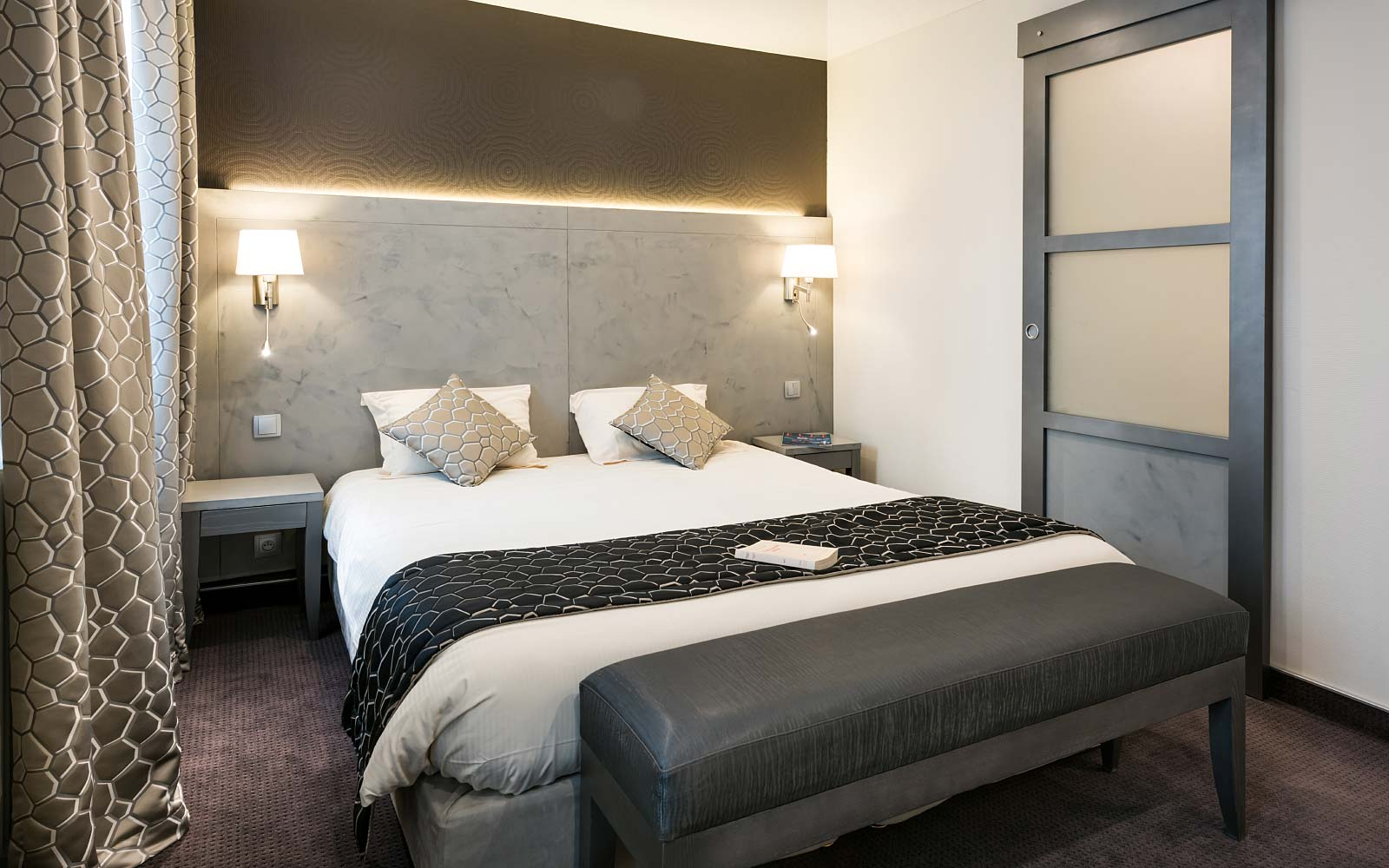 H tel vivienne op ra paris site officiel hotel for Hotel paris chambre 5 personnes
