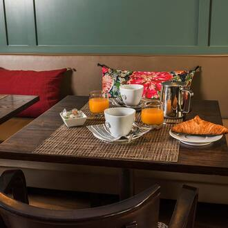 Your breakfast at Hotel Vivienne Opera