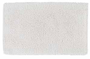 HABIDECOR - Tapis de bain coton et soie Shag - Accessoires salle de ...