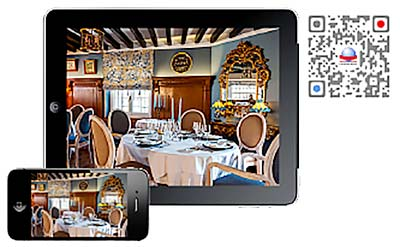 Sites internet de restaurants adaptables en responsive design