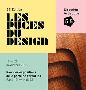 Puces du design 2016