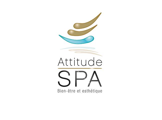 Conception Logo Attitude SPA