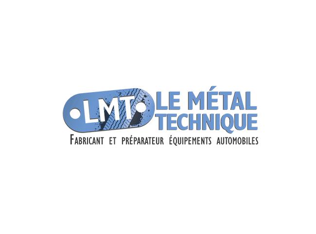 Refonte Du Logo Le Metal Technique