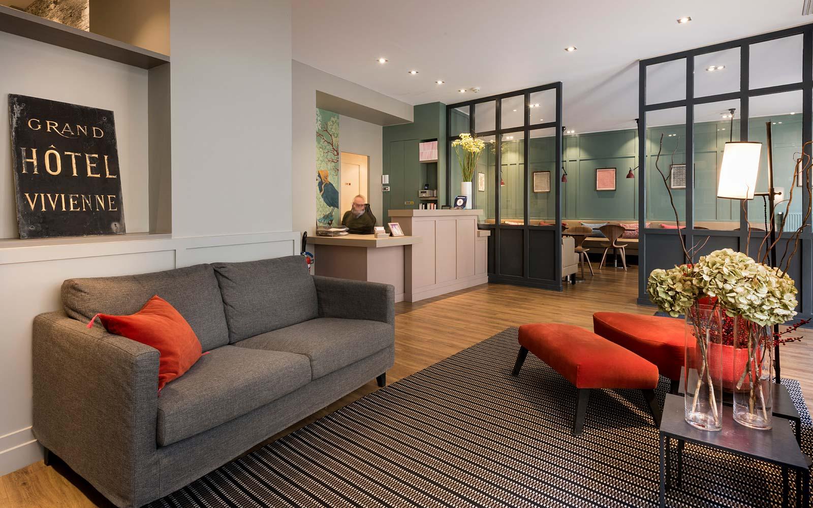 H tel vivienne op ra paris site officiel hotel for Comparateur hotel paris prix