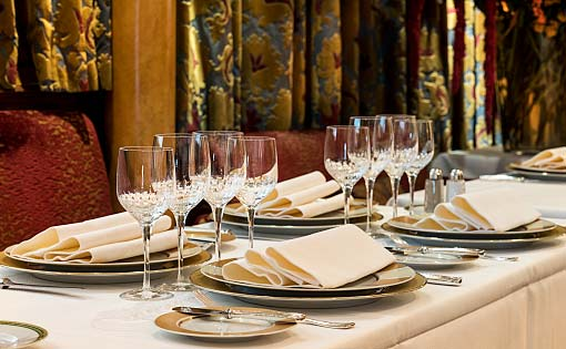 Elegance and refinement at Le Grand Venise, Italian Restaurant Paris