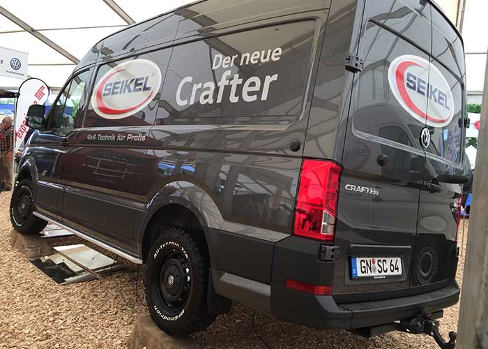 CRAFTER 4X4