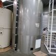 Stainless steel tank for fat